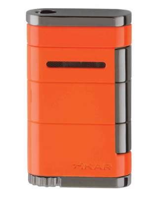 Xikar Allume Single Feuerzeug orange 531or