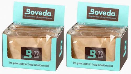 Boveda Set 24x Humidipak 2-way Humidifer groß 72%