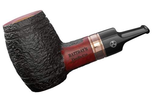Rattray's Devil's Cut Pfeife Rustic