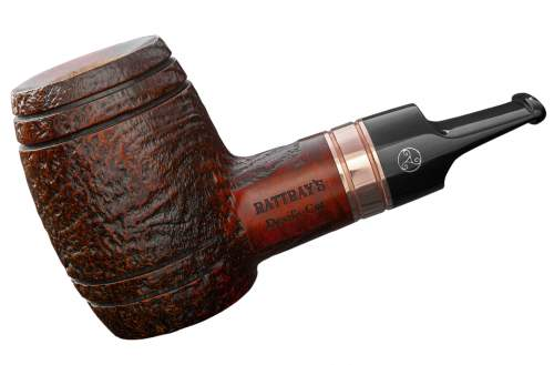 Rattray's Devil's Cut Pfeife Sandblast Brown