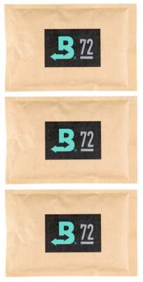 Boveda Set 3x Humidipak 2-way Humidifer groß 72%