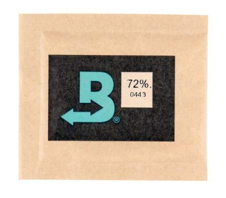 Boveda Set 6 x Humidipak 2-way Humidifer klein 72%