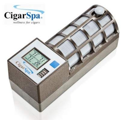 CigarSpa Champagner - elektronisches Humidor Befeuchtungssystem