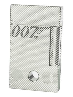 S.T. Dupont 007 James Bond Line 2 Palladium Limited Edition - 016317