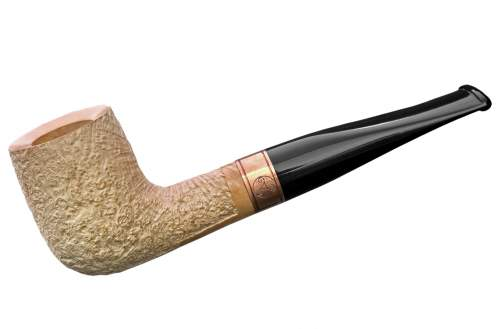 Rattray's Distillery Pfeife sandblast natural 109 Billiard