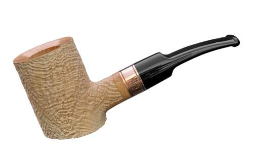 Rattray's Distillery Pfeife sandblast natural 128 Cherrywood