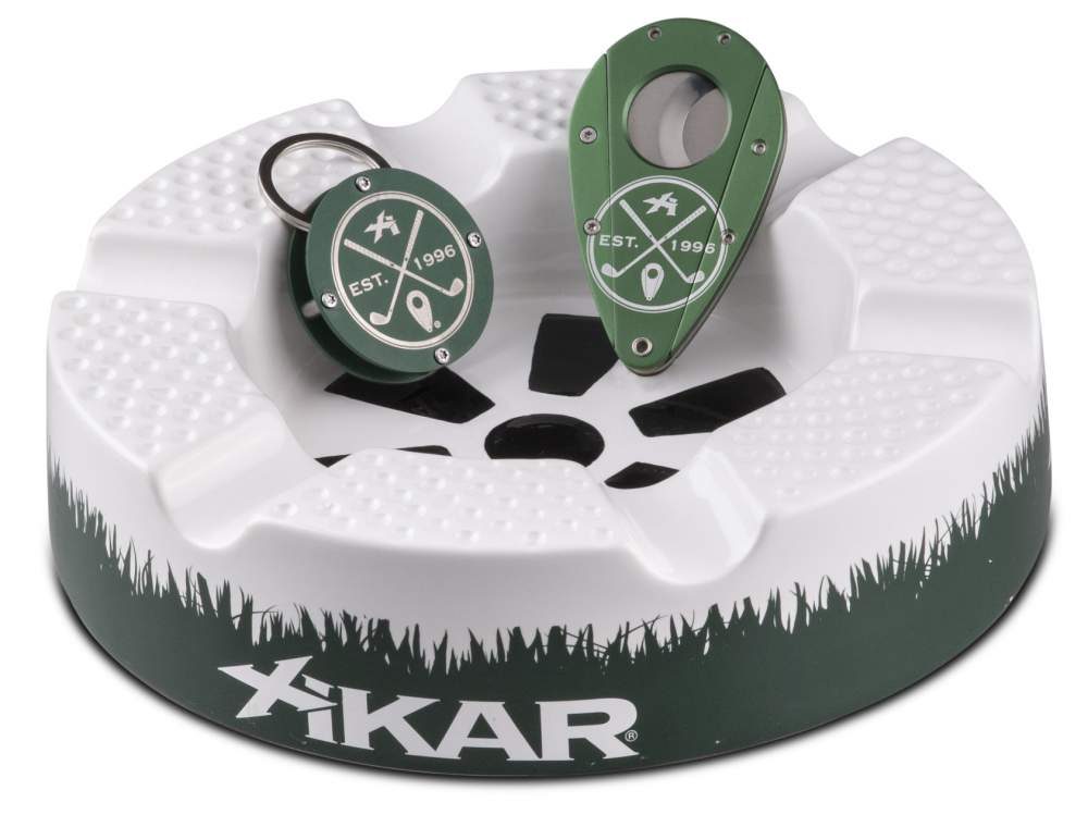 Xikar-Geschenkset-Golf-The-19th-Hole - 1917SGO