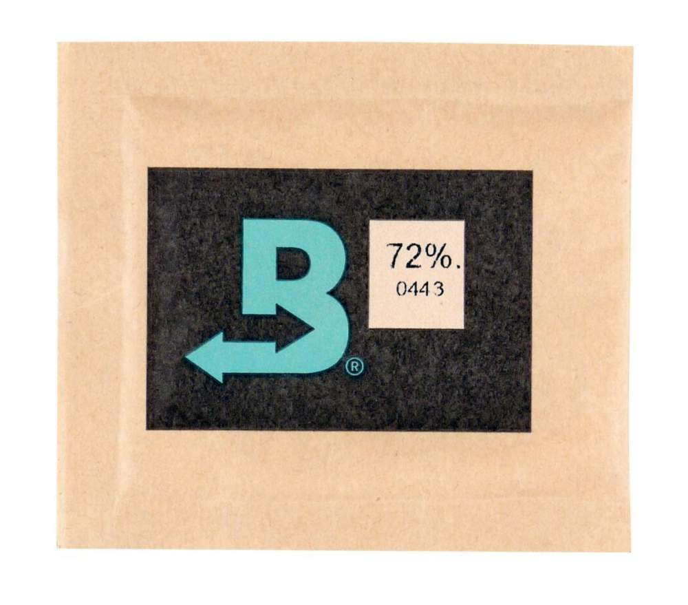 Boveda Set 12 x Humidipak 2-way Humidifer klein 72%