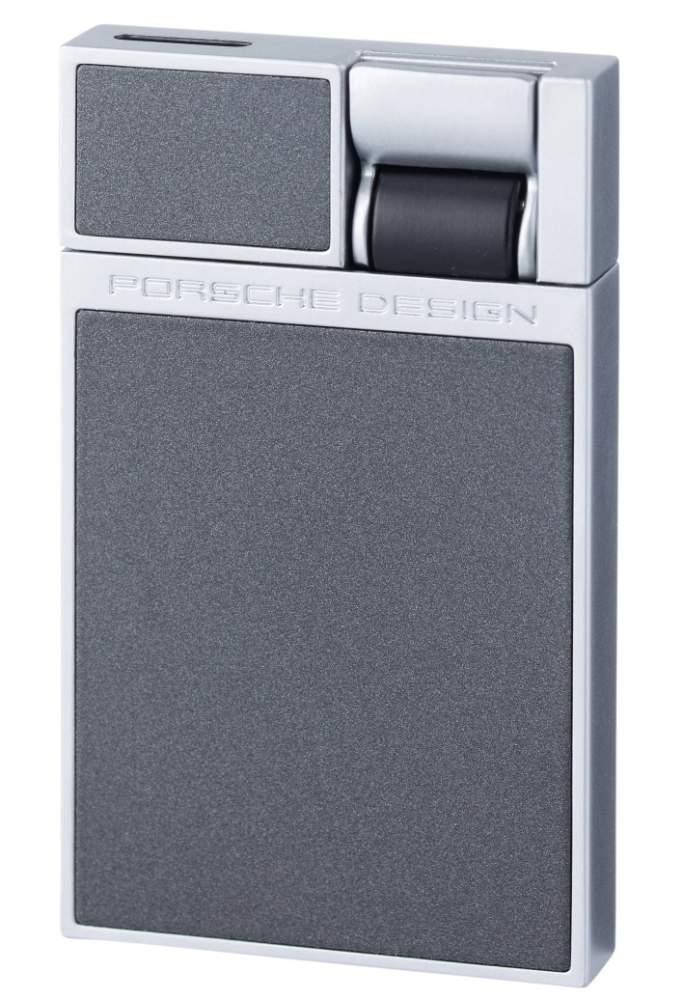 porsche design p3632 02 feuerzeug in grau raucher xxl. Black Bedroom Furniture Sets. Home Design Ideas