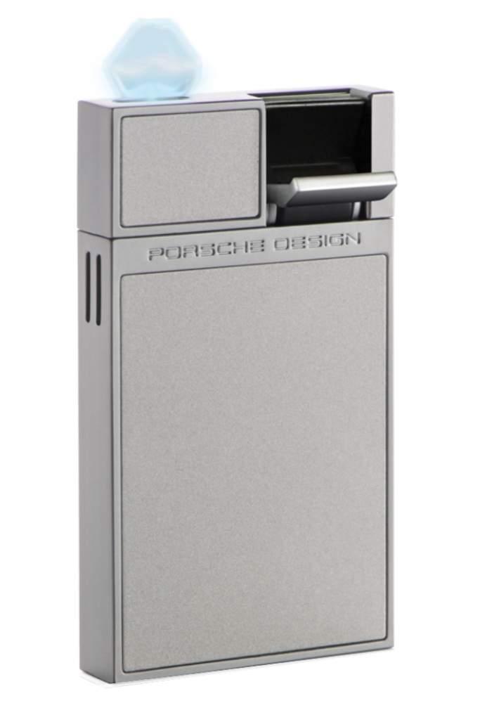 porsche design p3632 03 feuerzeug in silber raucher xxl. Black Bedroom Furniture Sets. Home Design Ideas